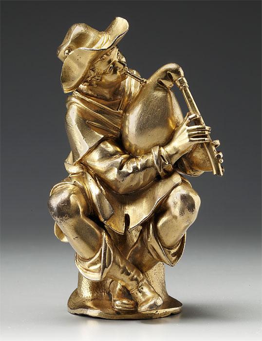 Sculptuur brons - Antiquair Erik Bijzet