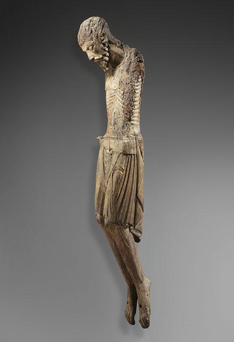medieval (Romanesque) sculpure - Art dealer Erik Bijzet
